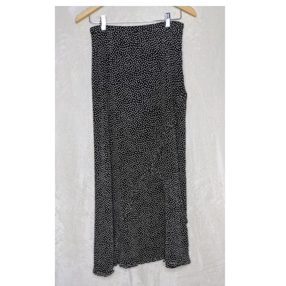 Harold's Dresses & Skirts - Harold's Full Length Ruffled Maxi Skirt Sz 8